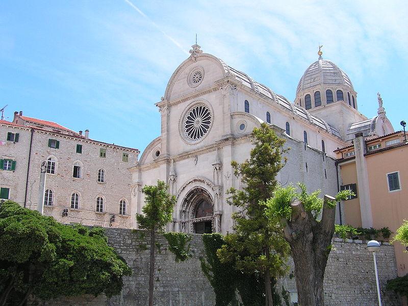 Šibenik (Sibenik), Croatia - UNESCO jewels of Croatia + discover Bosnia: all seasons 6 days tour from Korcula. Private tour by car from Monterrasol Travel.