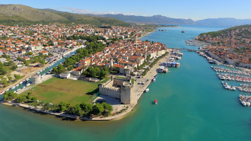 Trogir, Croatia - Monterrasol private tours to Trogir, Croatia. Travel agency offers custom private car tours to see Trogir in Croatia. Order custom private tour to Trogir with departure date on request.
