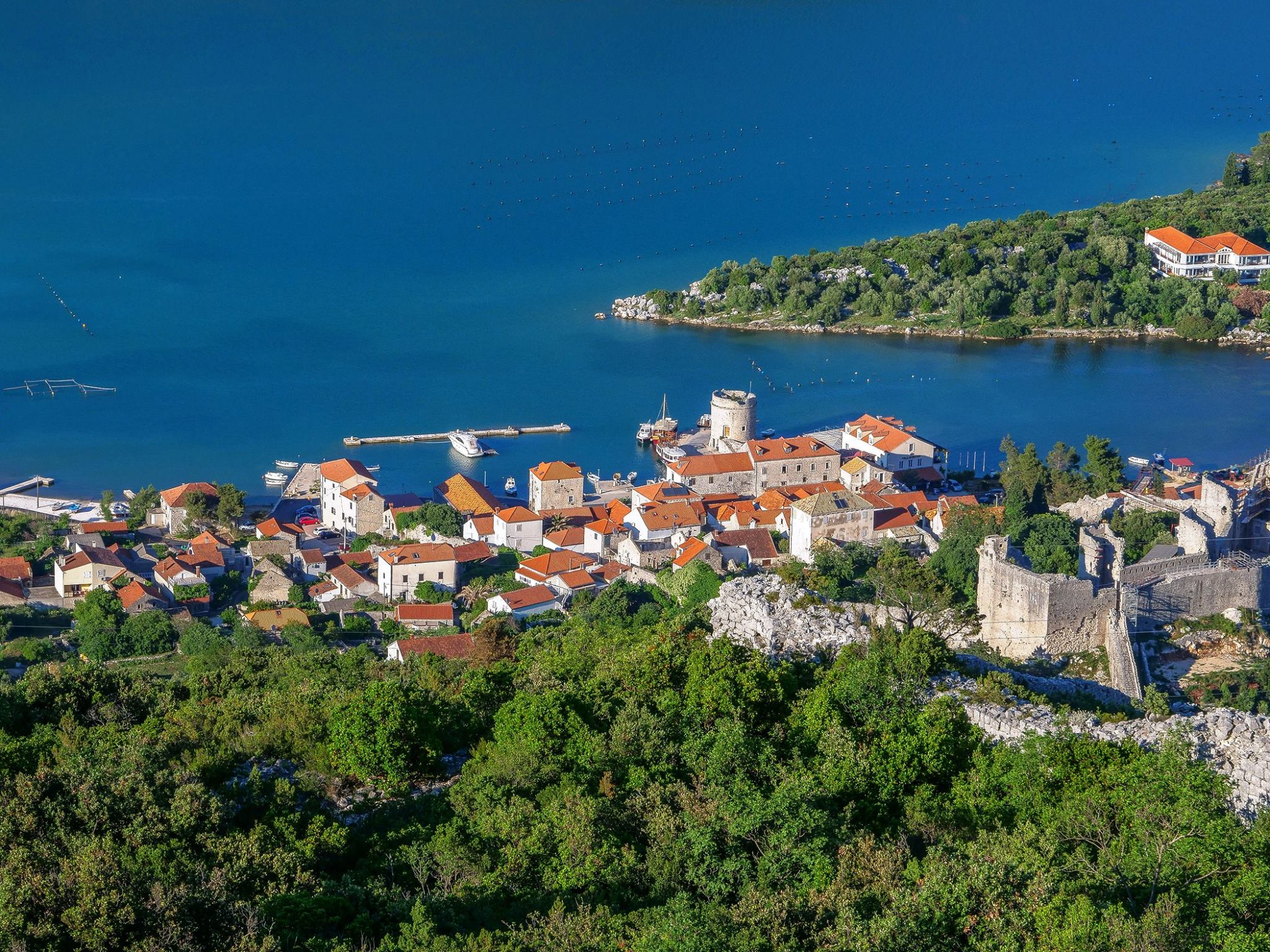 Balkan route from Dubrovnik to Athens in 16 days. Visit Bosnia, Montenegro, pass hills of Albania, and discover fortresses and ancient towns of Greece.