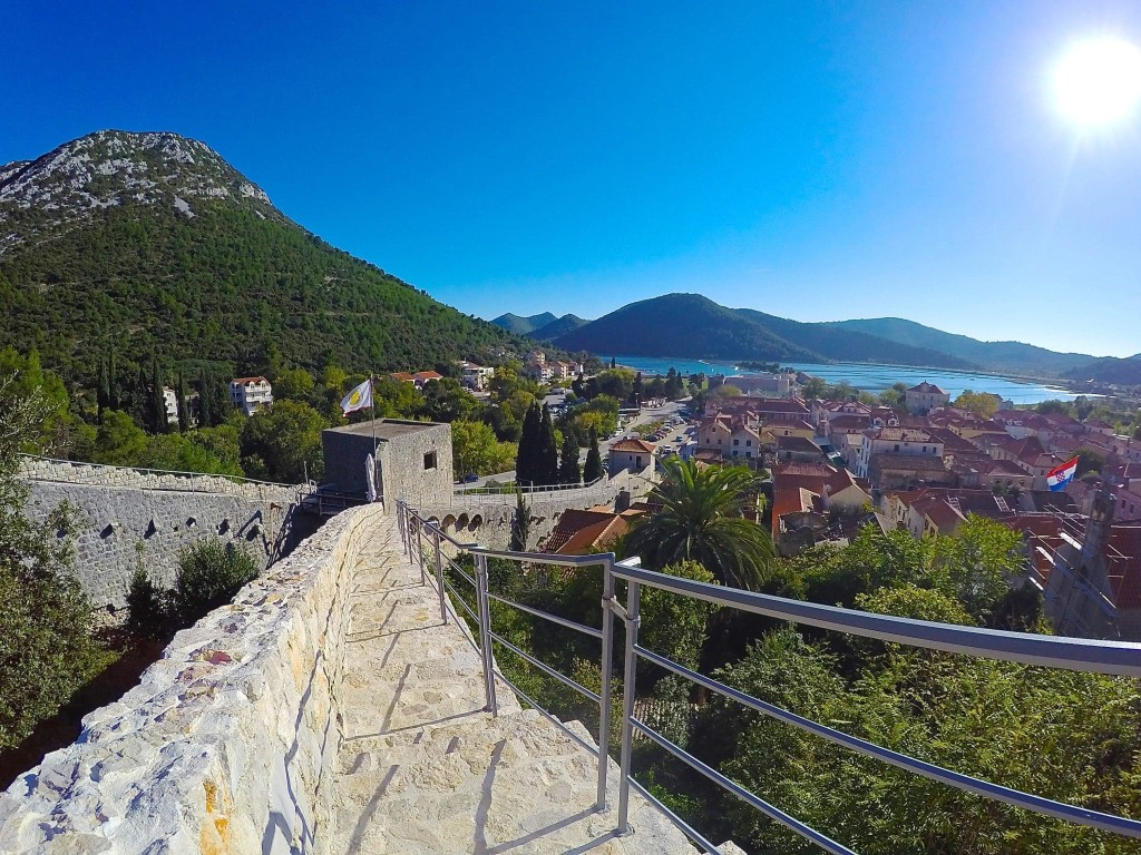 Ston, Croatia - All seasons 7 days tour to visit the best of Bosnia. Private tour in minivan from Monterrasol Travel.