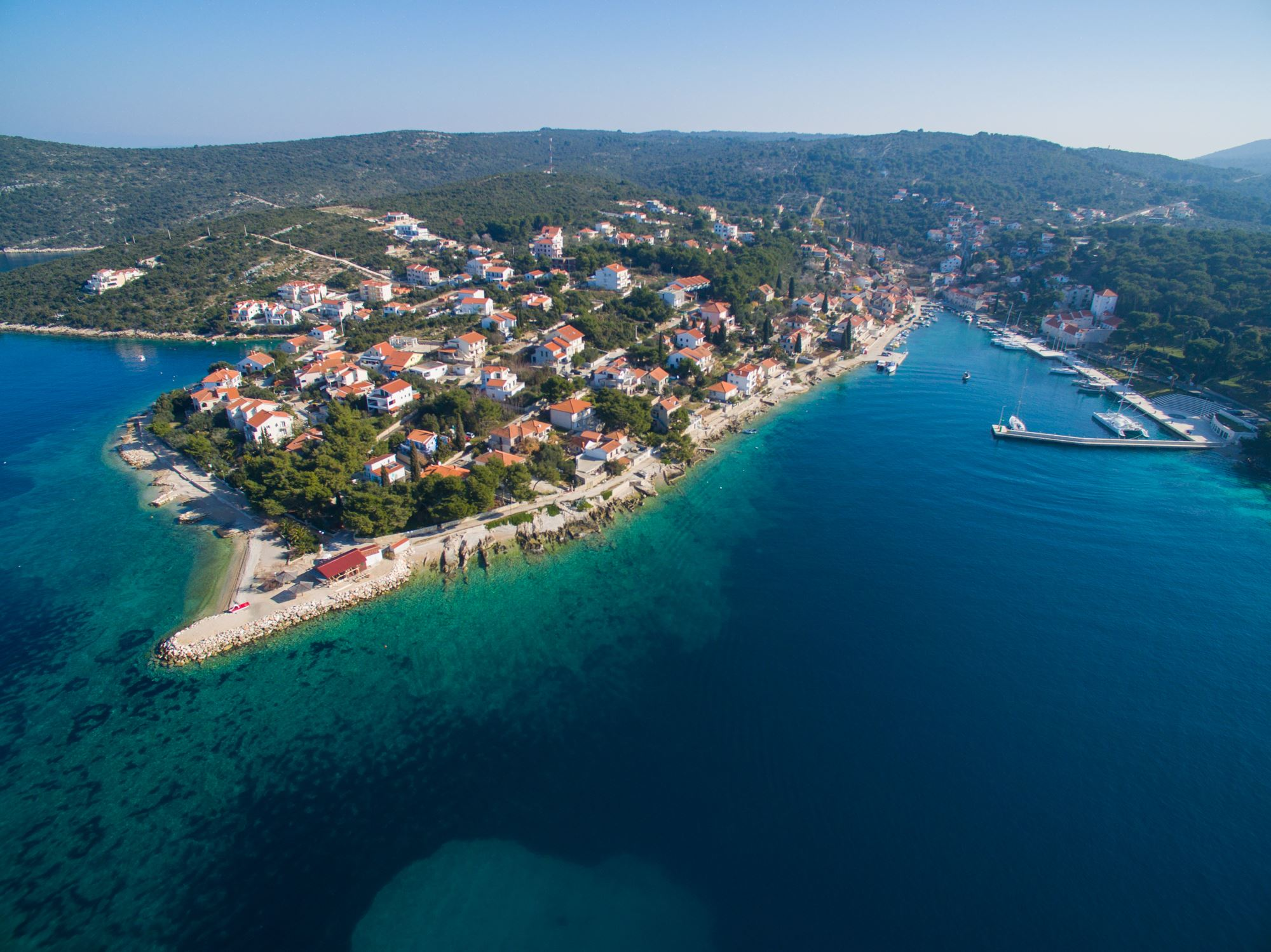 Šolta Island (Solta Island), Croatia - Monterrasol private tours to Šolta Island (Solta Island), Croatia. Travel agency offers custom private car tours to see Šolta Island (Solta Island) in Croatia. Order custom private tour to Šolta Island (Solta Island) with departure date on request.