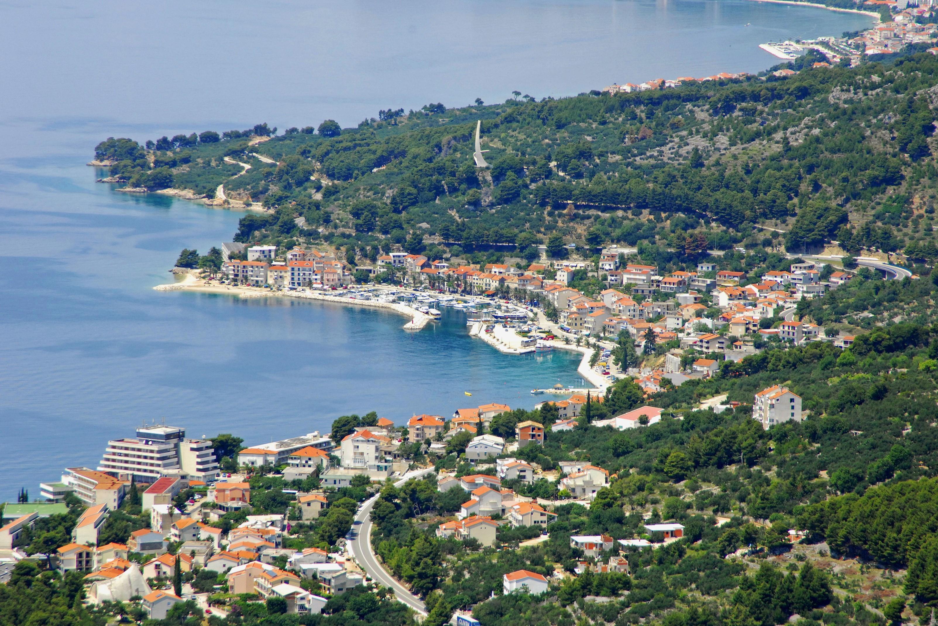 Podgora, Croatia - Monterrasol private tours to Podgora, Croatia. Travel agency offers custom private car tours to see Podgora in Croatia. Order custom private tour to Podgora with departure date on request.