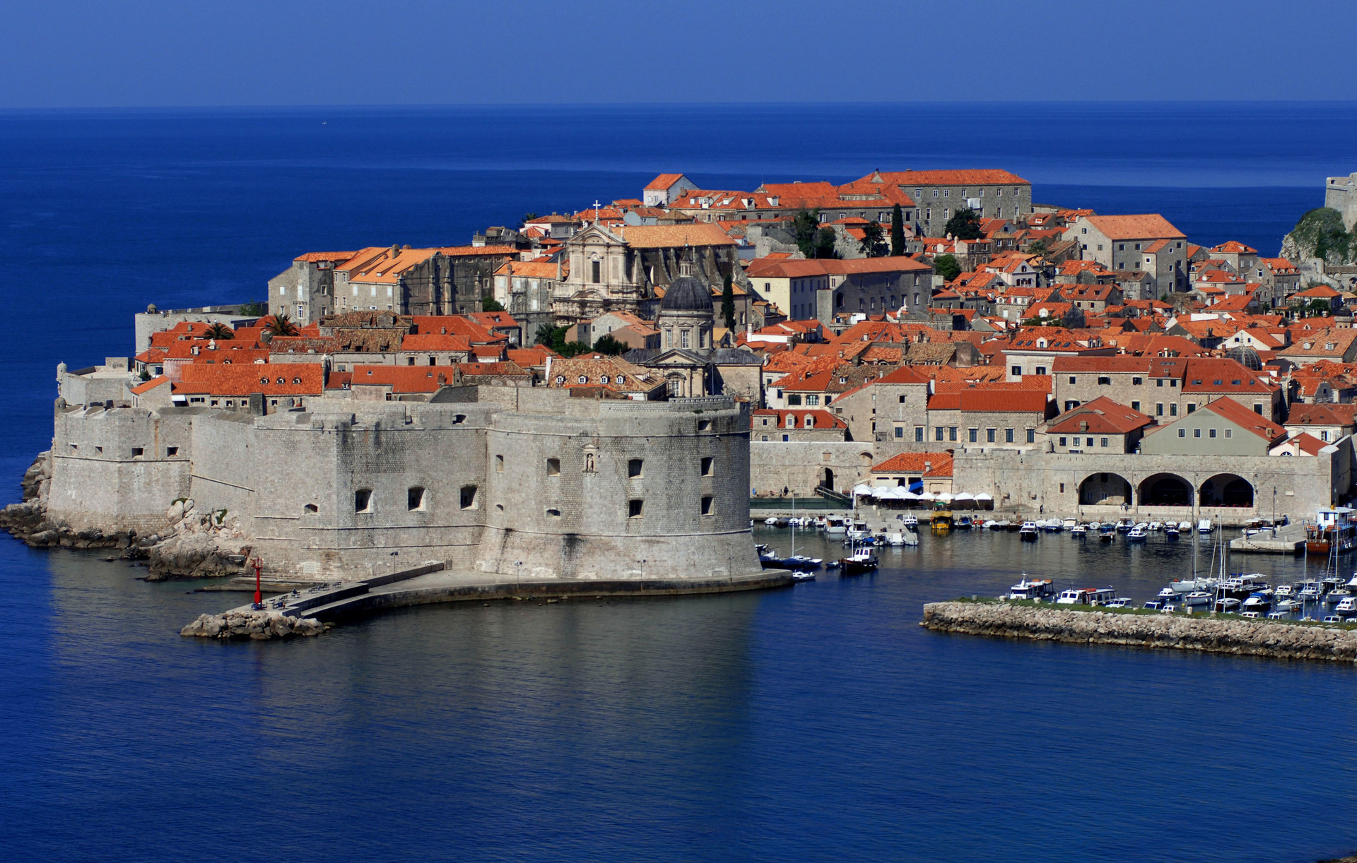 Dubrovnik, Croatia - Monterrasol private tours to Croatia. Travel agency offers custom private car tours to see Croatia in Croatia. Order custom private tour to Croatia with departure date on request.