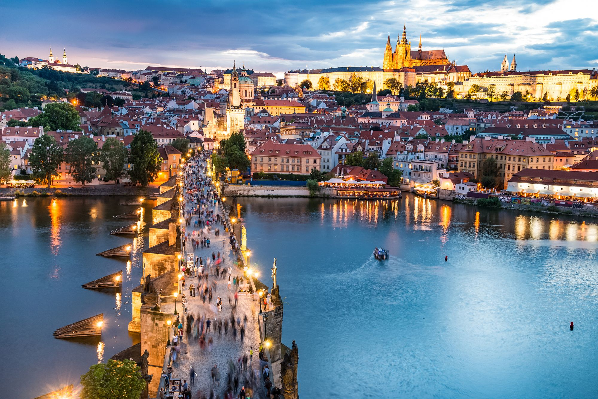 Praha (Prague), Czech Republic - Monterrasol private tours to Praha (Prague), Czech Republic. Travel agency offers custom private car tours to see Praha (Prague) in Czech Republic. Order custom private tour to Praha (Prague) with departure date on request.