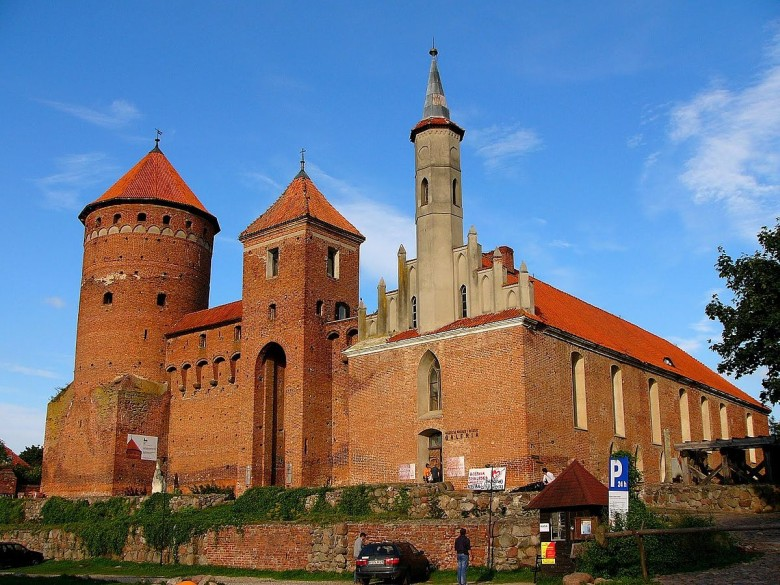 Reszel, Poland - Monterrasol private tours to Poland. Travel agency offers custom private car tours to see Poland in Poland. Order custom private tour to Poland with departure date on request.