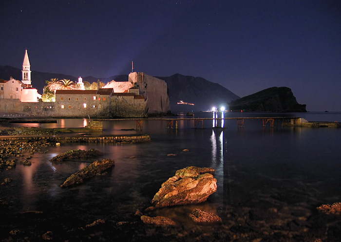 Budva, Montenegro - Monterrasol private tours to Budva, Montenegro. Travel agency offers custom private car tours to see Budva in Montenegro. Order custom private tour to Budva with departure date on request.