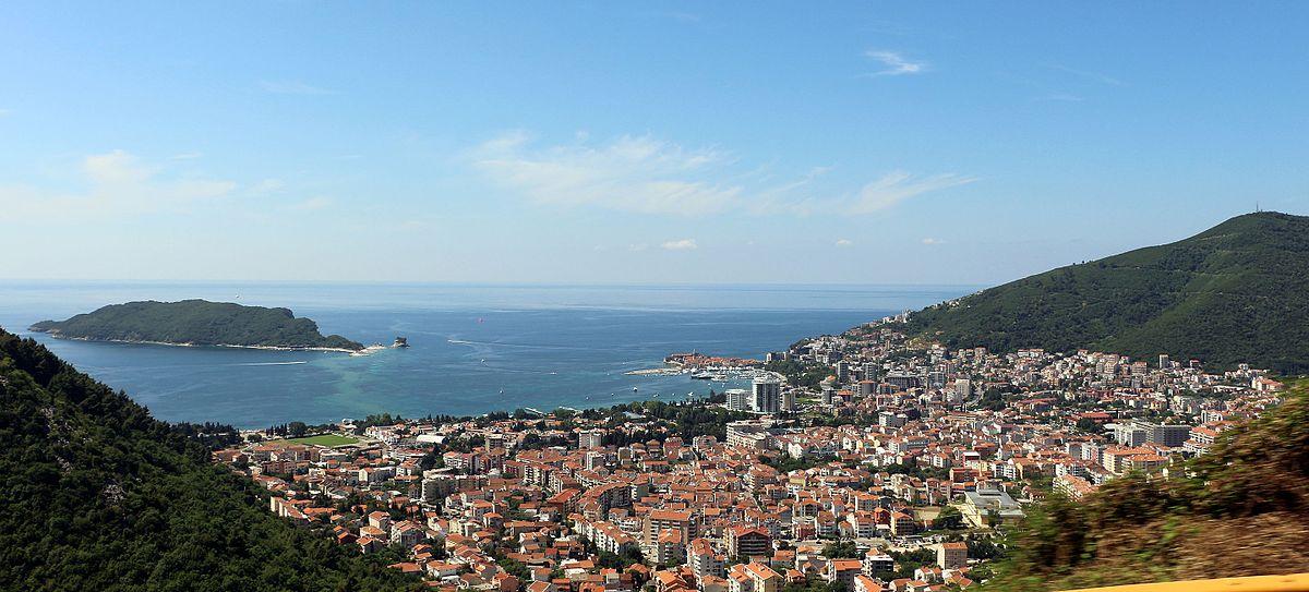 Budva, Montenegro - Explore Croatia Bosnia Montenegro Albania Macedonia Greece by cultural tour 26 days. Monterrasol Travel minivan private tour.