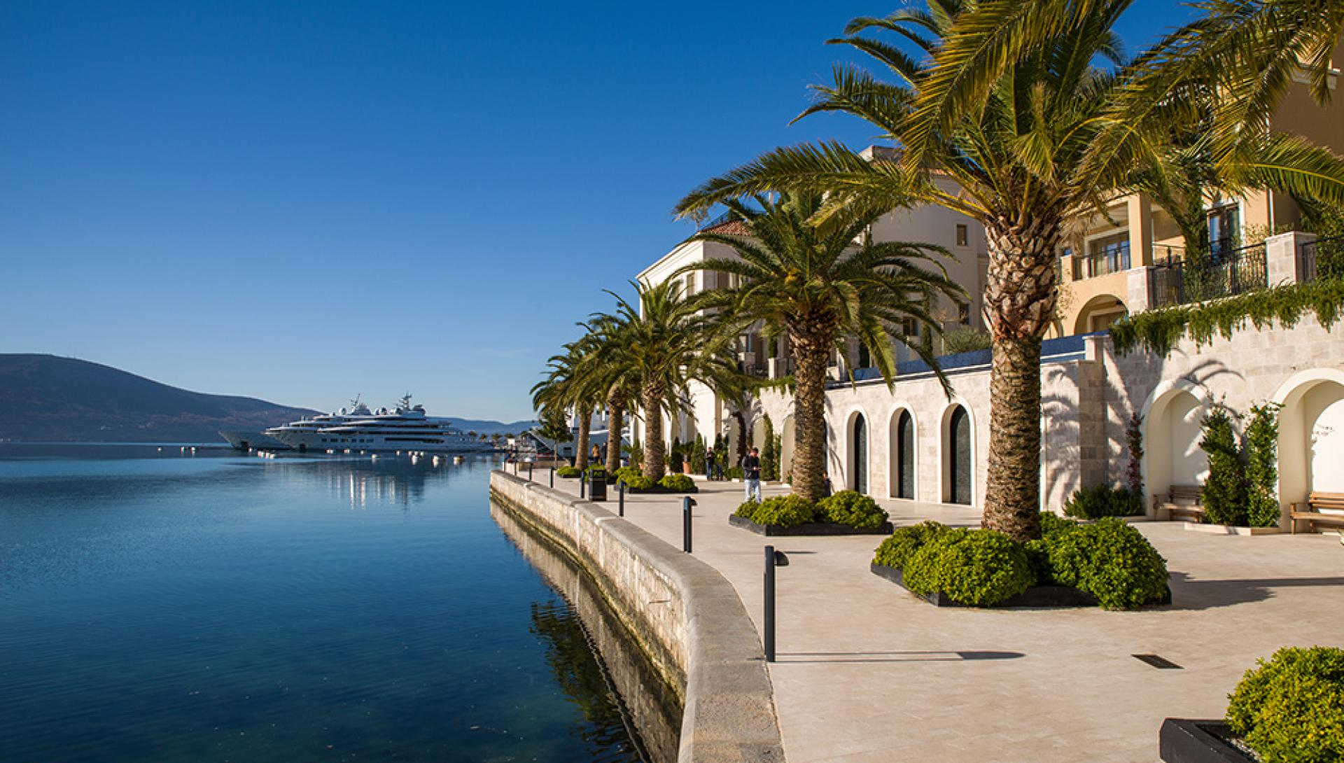 Tivat, Montenegro - Monterrasol private tours to Tivat, Montenegro. Travel agency offers custom private car tours to see Tivat in Montenegro. Order custom private tour to Tivat with departure date on request.