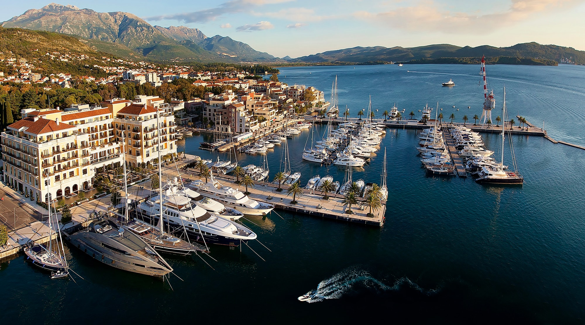Tivat, Montenegro - Monterrasol private tours to Montenegro. Travel agency offers custom private car tours to see Montenegro in Montenegro. Order custom private tour to Montenegro with departure date on request.