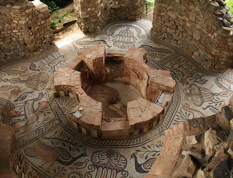 Stobi, Macedonia - Monterrasol private tours to Macedonia. Travel agency offers custom private car tours to see Macedonia in Macedonia. Order custom private tour to Macedonia with departure date on request.