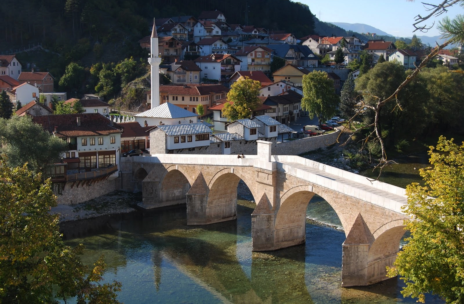 Konjic, Bosnia and Herzegovina - Monterrasol private tours to Konjic, Bosnia and Herzegovina. Travel agency offers custom private car tours to see Konjic in Bosnia and Herzegovina. Order custom private tour to Konjic with departure date on request.