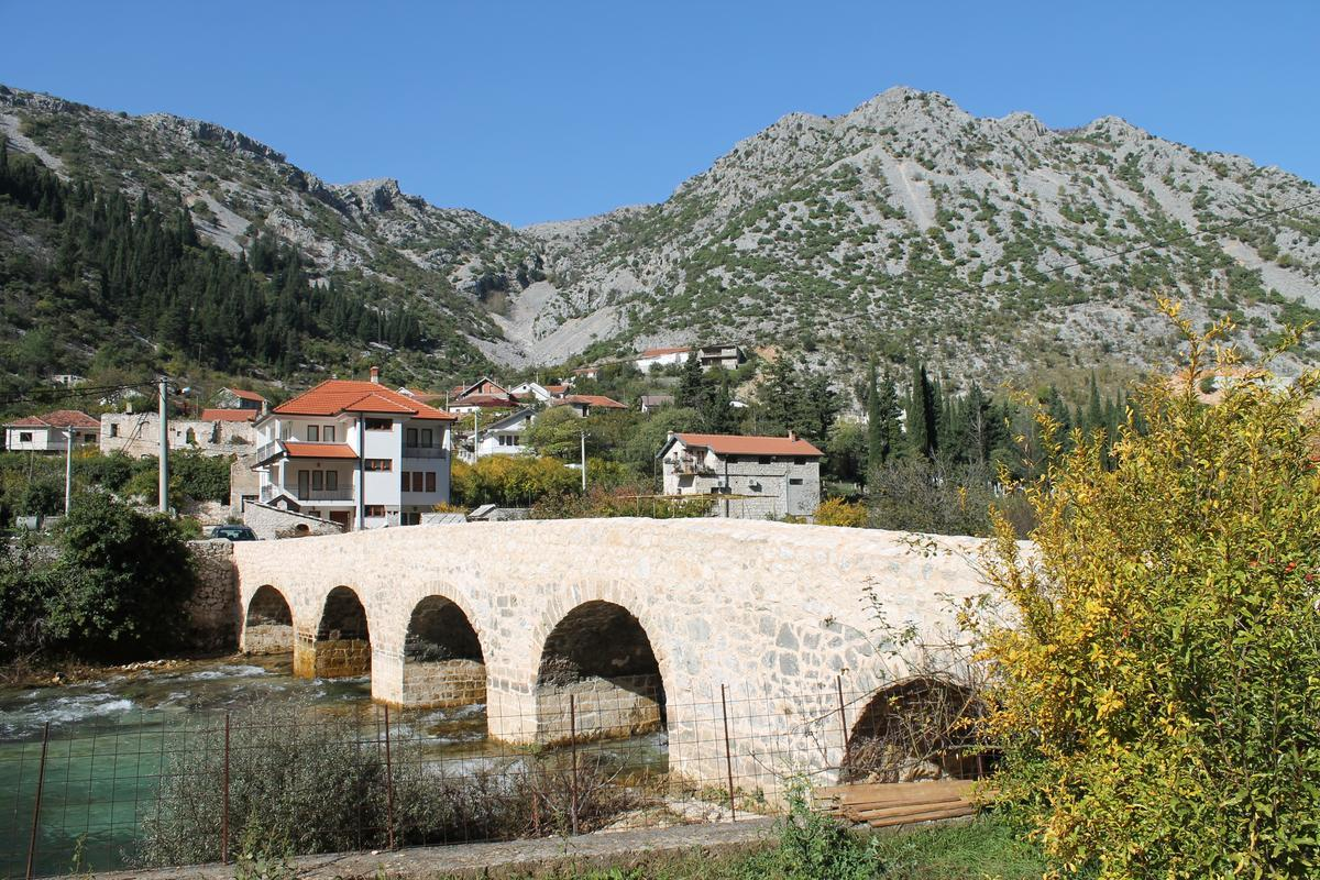 Stolac, Bosnia and Herzegovina - Summer 7 days tour from Dubrovnik to visit Montenegro and explore Bosnia. Private minivan tour by Monterrasol Travel.