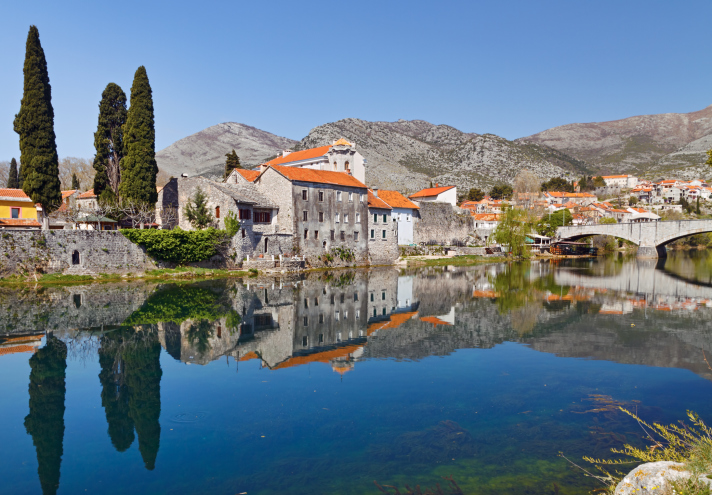 Trebinje, Bosnia and Herzegovina - Monterrasol private tours to Trebinje, Bosnia and Herzegovina. Travel agency offers custom private car tours to see Trebinje in Bosnia and Herzegovina. Order custom private tour to Trebinje with departure date on request.