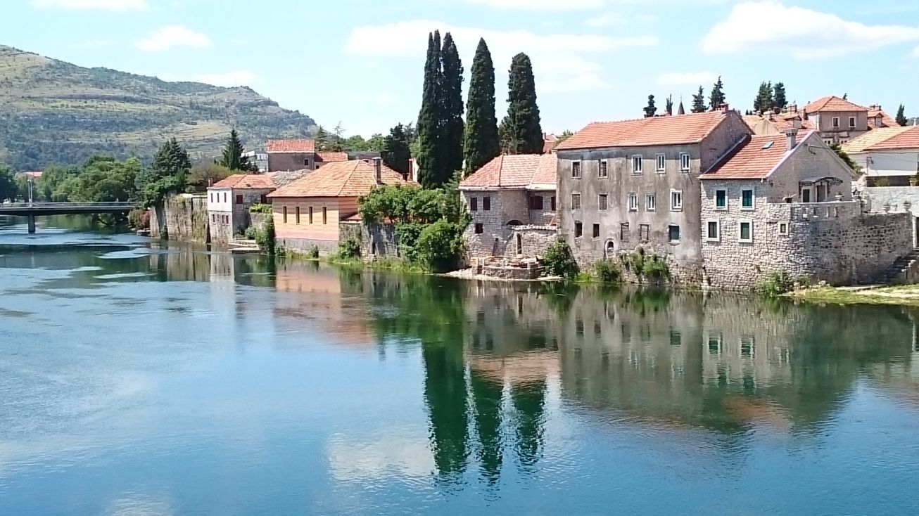 Trebinje, Bosnia and Herzegovina - Off-season 8 days tour over Bosnia and Montenegro from Tivat. Minivan private tour by Monterrasol Travel.