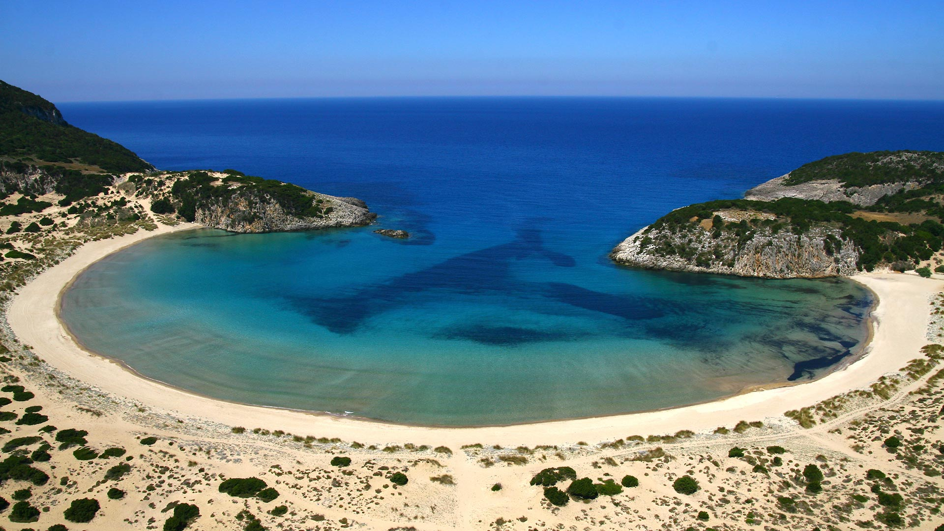 Pylos, Greece - Monterrasol private tours to Pylos, Greece. Travel agency offers custom private car tours to see Pylos in Greece. Order custom private tour to Pylos with departure date on request.