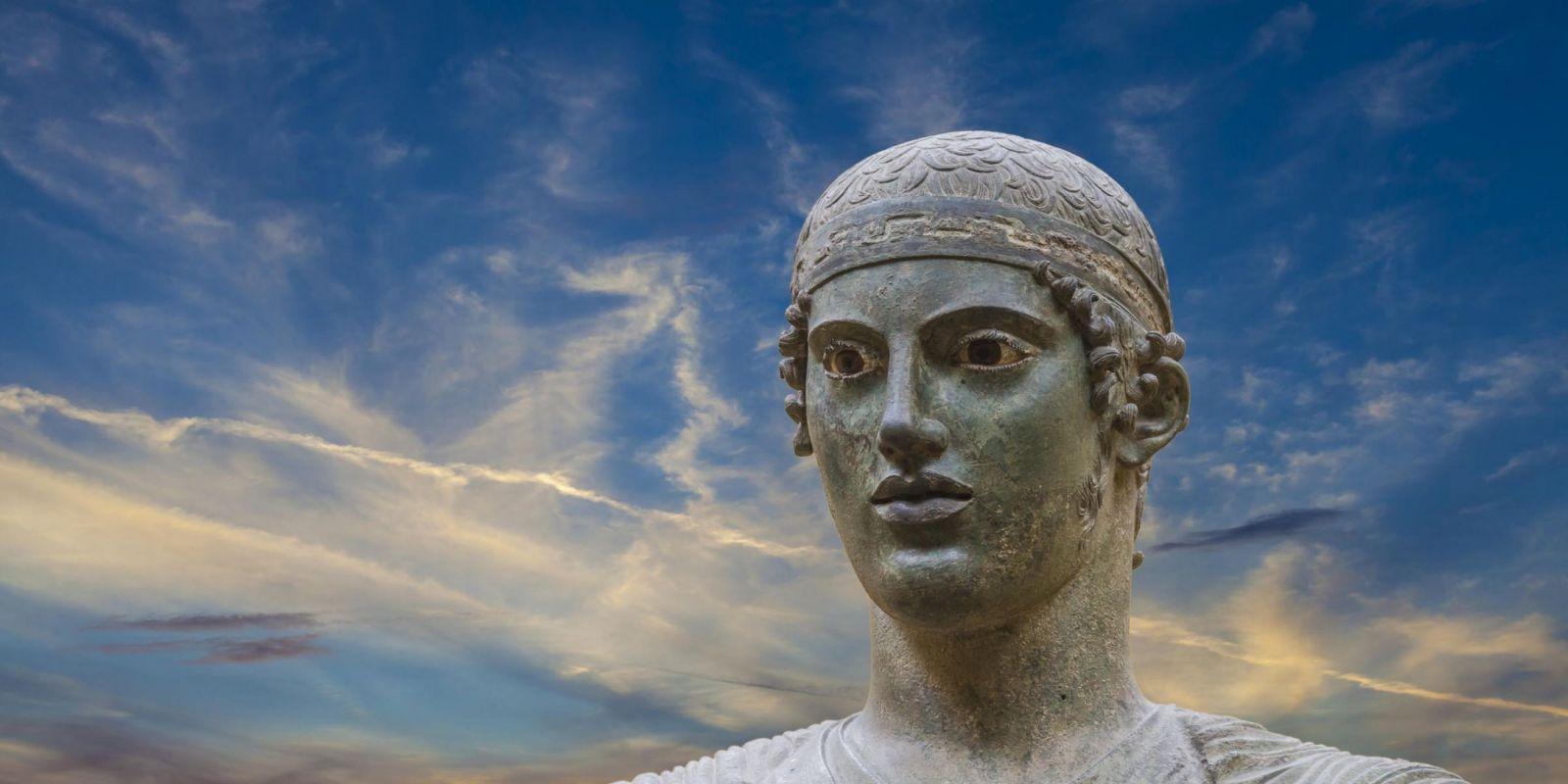 Delphi, Greece - Discover Greece in 11 days tour from Igoumenitsa. UNESCO sites, fortresses, monasteries. Private tour with minivan from Monterrasol Travel.
