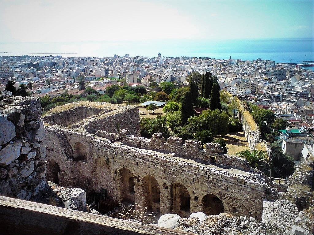 Patras, Greece - Greece off the beaten path 14 days tour from Athens. Ancient theaters, beaches, castles and monasteries. Monterrasol Travel tour with private minivan.