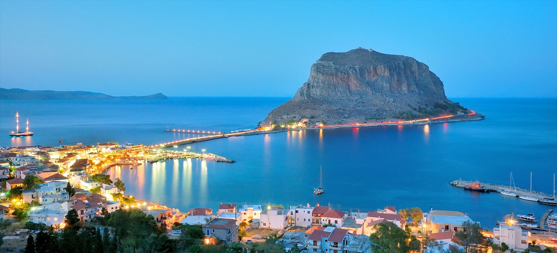 We at Monterrasol Travel welcome you to see Monemvasia during multiday private car tour. Contact us if you would like to customize your tour to Monemvasia.