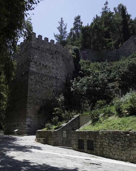 Livadeia, Greece - Greece off-season UNESCO places tour 25 days from Athens. Private tour in minivan from Monterrasol Travel.