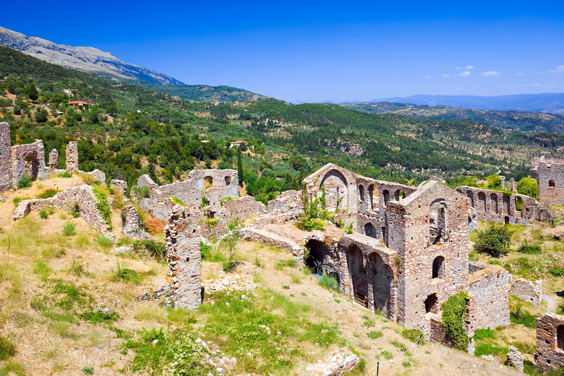 Discover Montenegro, Albania and Greece in 15 days. Tour from Tivat to Athens. Medieval towns and monasteries of Montenegro, ancient places and fortresses and beaches of Greece.