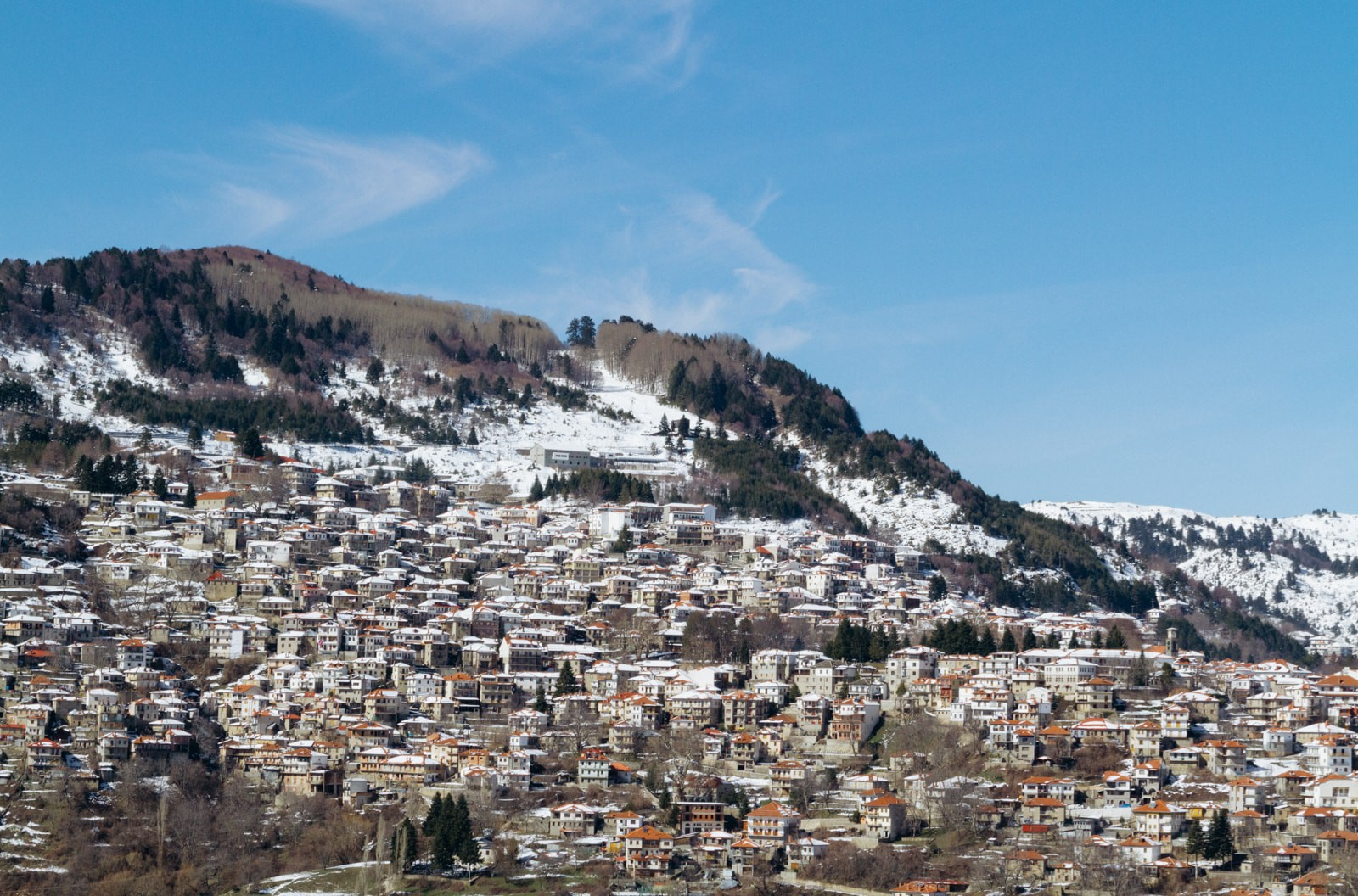We at Monterrasol Travel welcome you to see Metsovo during multiday private car tour. Contact us if you would like to customize your tour to Metsovo.