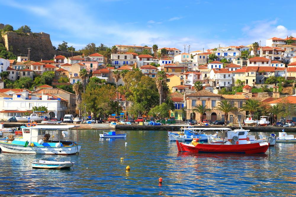 Koroni, Greece - Monterrasol private tours to Koroni, Greece. Travel agency offers custom private car tours to see Koroni in Greece. Order custom private tour to Koroni with departure date on request.