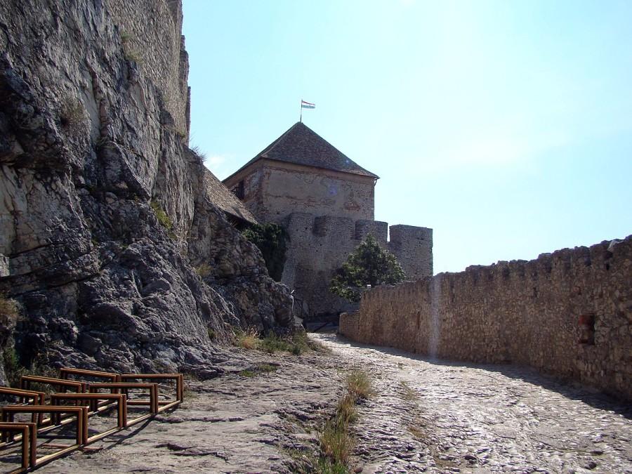 Sümeg (Sumeg), Hungary - Balkans castles tour 13 days. Visit 17 castles & fortresses in Hungary, Croatia, Bosnia. Monterrasol Travel minivan private tour.