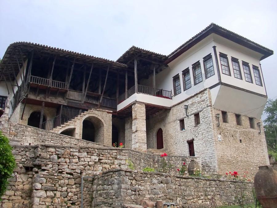 Berat, Albania - Travel 15 days Adriatic coast of Montenegro and Albania + discover Greece mainland. Monterrasol Travel private tour in minivan.