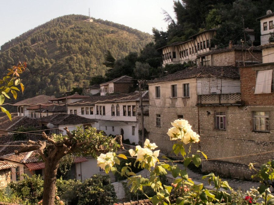 Berat, Albania - Monterrasol private tours to Albania. Travel agency offers custom private car tours to see Albania in Albania. Order custom private tour to Albania with departure date on request.